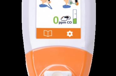 Breath Analyzer(CO poisoning)