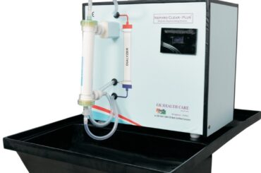 Dialyzer Reprocessing System-Single Station