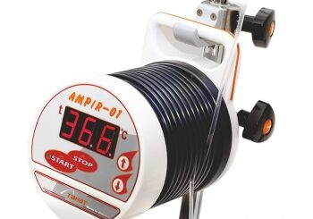 Blood and Fluid Warmer, Infusion Warmer «AMPIR-01» Coil Type